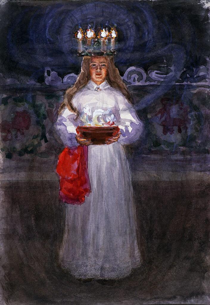 Bilden kommer från Nordiska museet